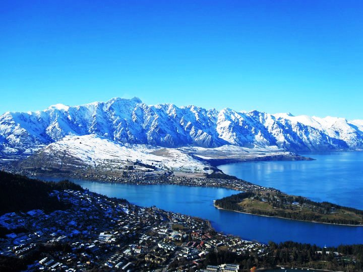 New Zealand Christchurch Gallery: Tour The Beauty Of New Zealand [ST-NZD14]
