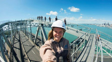 Auckland Harbour Bridge Climb New Zealand