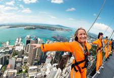 Auckland Harbour SkyWalk New Zealand
