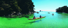 Kayaking Abel Tasman, New Zealand
