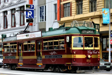 City Tour, Melbourne, Australia