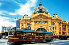 City Tour, Melbourne, Australia