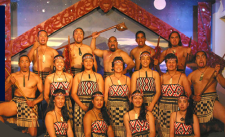 Hangi Feast & Concert, Rotorua, New Zealand
