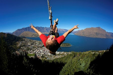 Hackett Ledge SkySwing, Queenstown, New Zealand