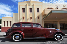 Art Deco Vintage Car Tour