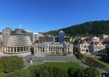Parliament, Wellington, New Zealand