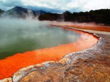 Geothermal, Rotorua, New Zealand
