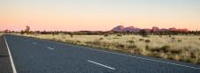Coach to Ayers Rock, Alice Springs, Australia