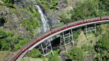 Kuranda Rainforestation, Port Douglas, Australia