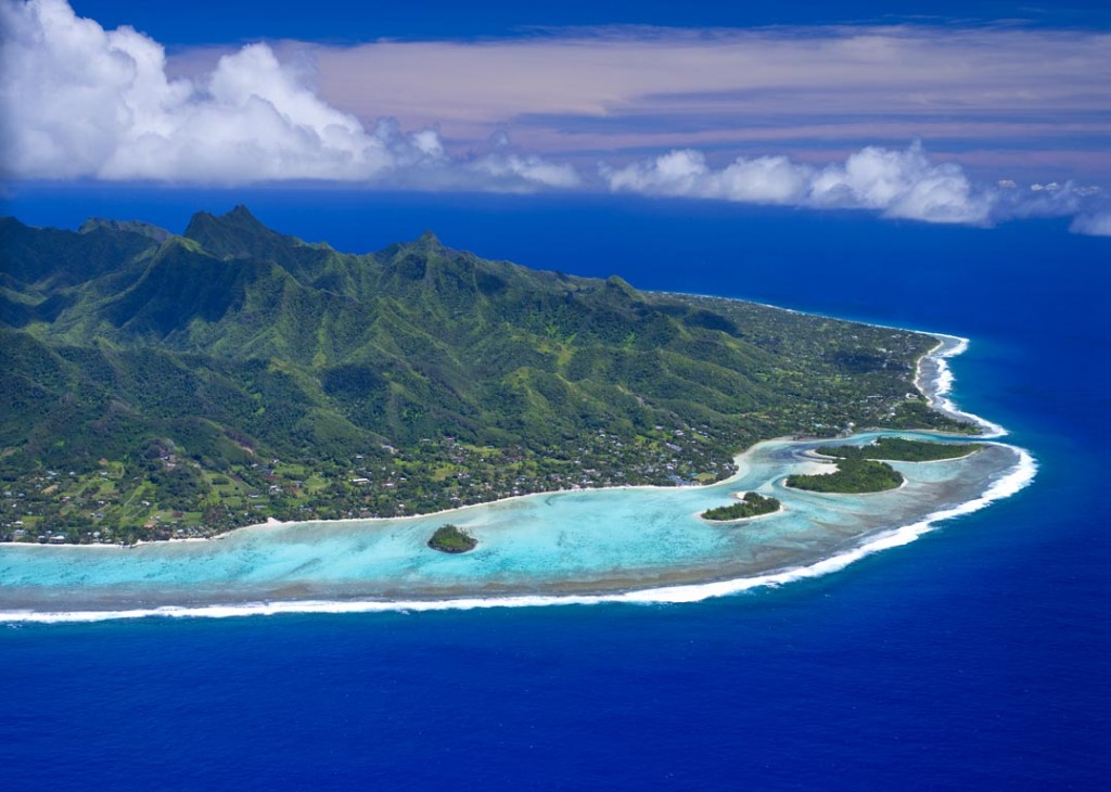 Cook Island Island Vacation