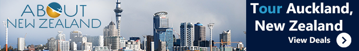 City scape of Auckland New Zealand