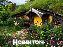 Hobbiton Movie SetTour