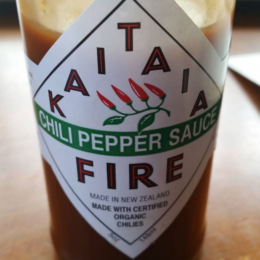 Kaitaia Fire from Chilies in Northland