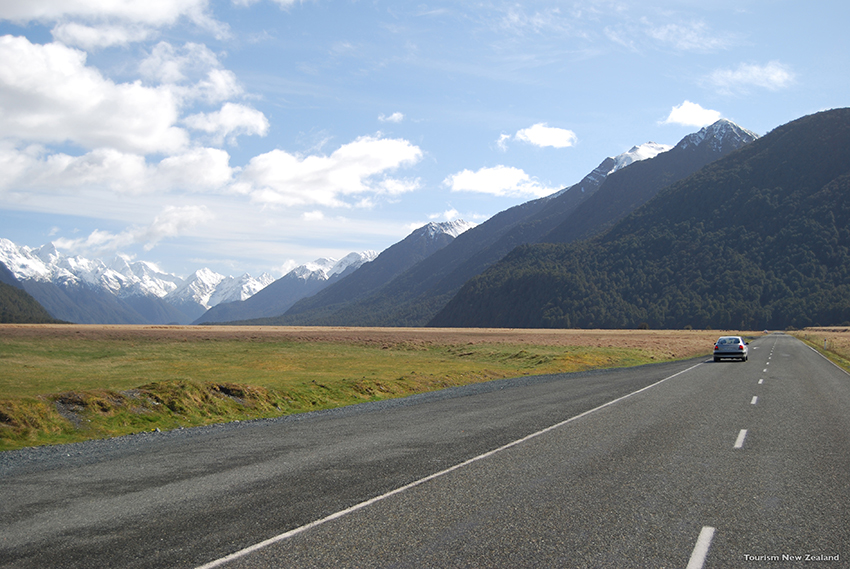 Open roads for Spring travelers