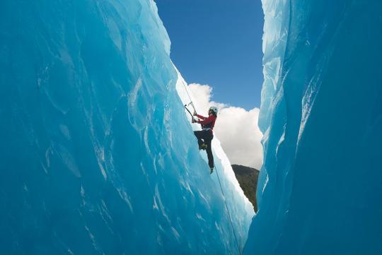 Franz Josef Heli Climb