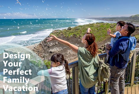 Design your Perfect Australia or New Zealand Vacation