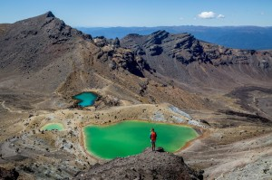 Tongariro Alpine Crossing New Zealand Volcanoes