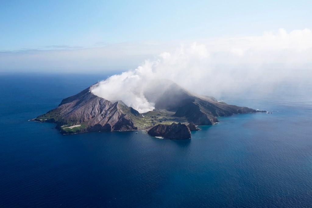 White Island, New Zealand Volcanoes