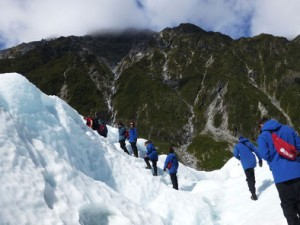 Overseas Adventure Travel Franz Josef Glacier New Zealand