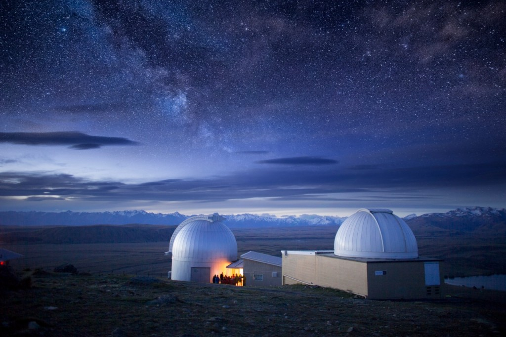 Stargazing New Zealand Honeymoons