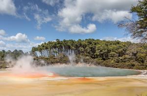Geothermal Rotorua