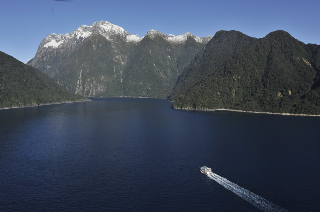 milford and doubtful sound