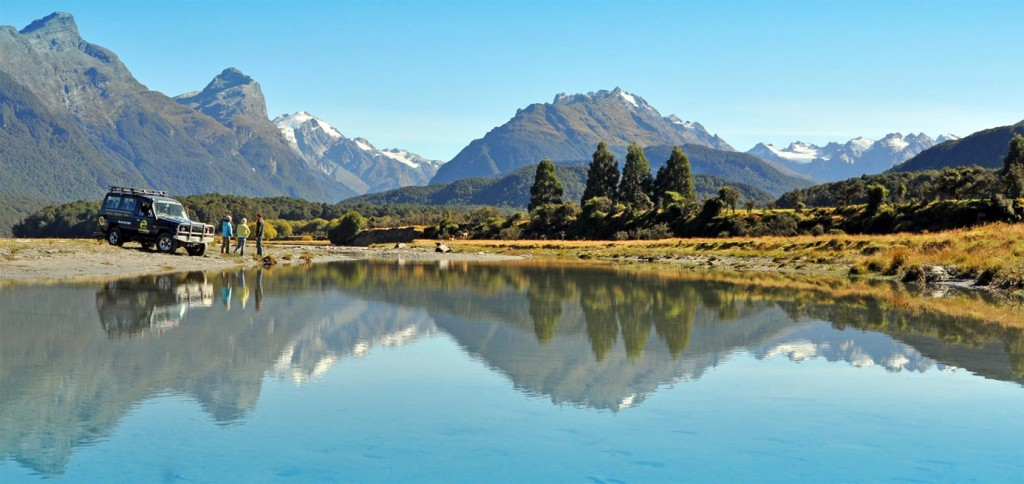 Tour Film Locations in New Zealand