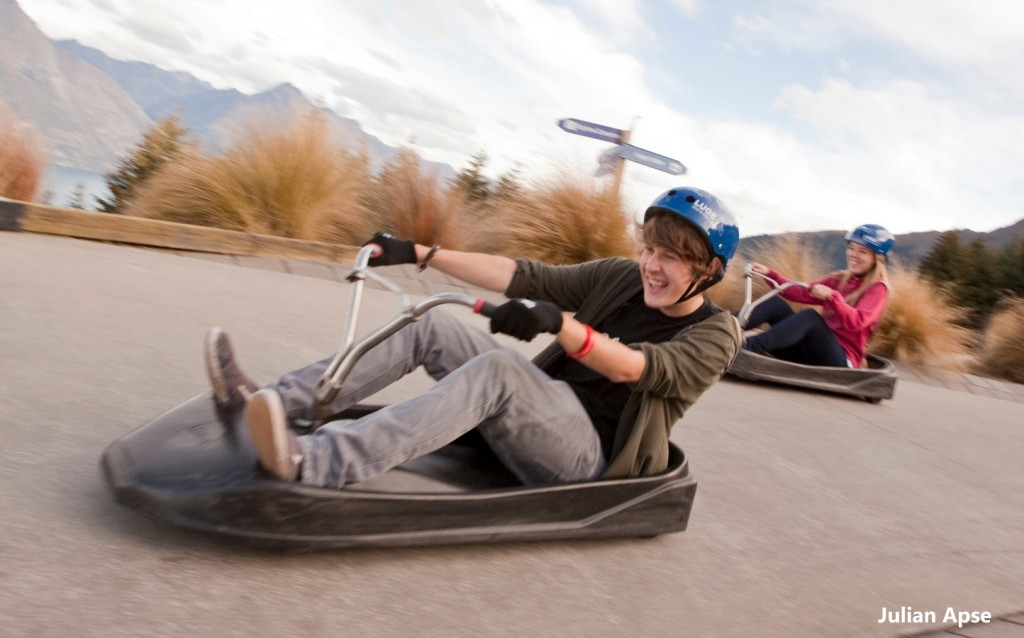 Luge in New Zealand