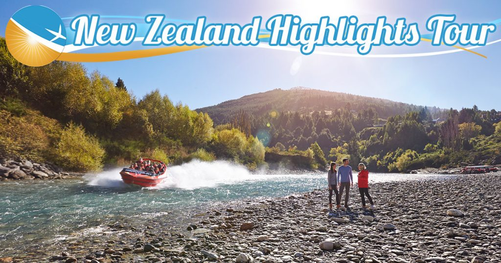 New Zealand Highlights Tour