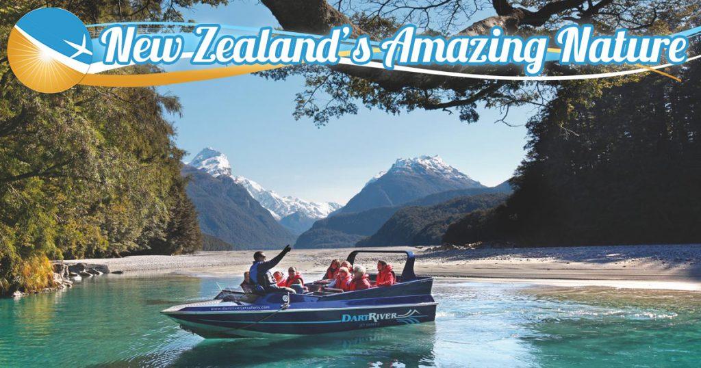New Zealand's Amazing Nature