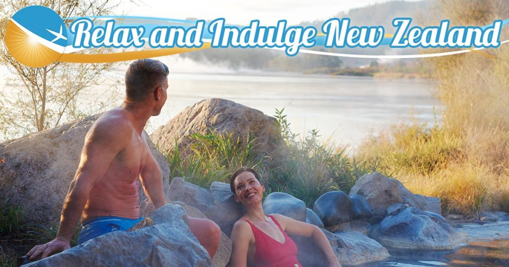 Relax and Indulge New Zealand