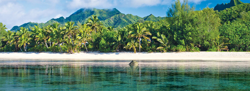 Rarotonga credit Cook Islands Travel