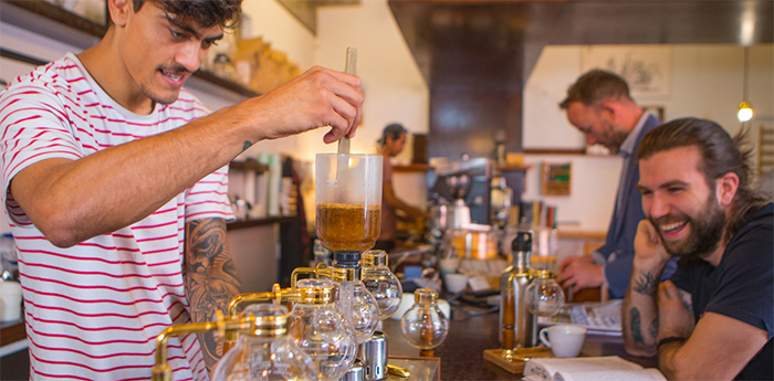 Lamason Brew Bar credit WellingtonNZ