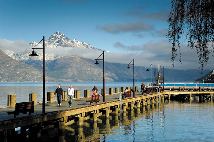 Queenstown South Island Best time to travel New Zealand