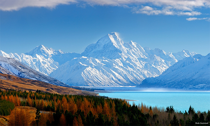 Aoraki Mount Cook National Park credit Rob Suisted