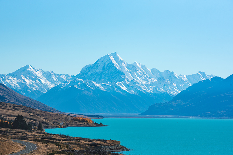 Mount Cook things to do in new zealand
