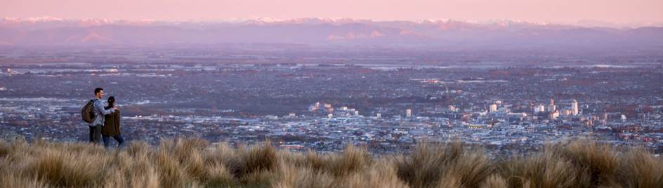 Port Hills Christchurch credit Graeme Murray TNZ